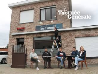 Jeugdhuis De Tunne palmt terras van voormalig café L' Abattoir in