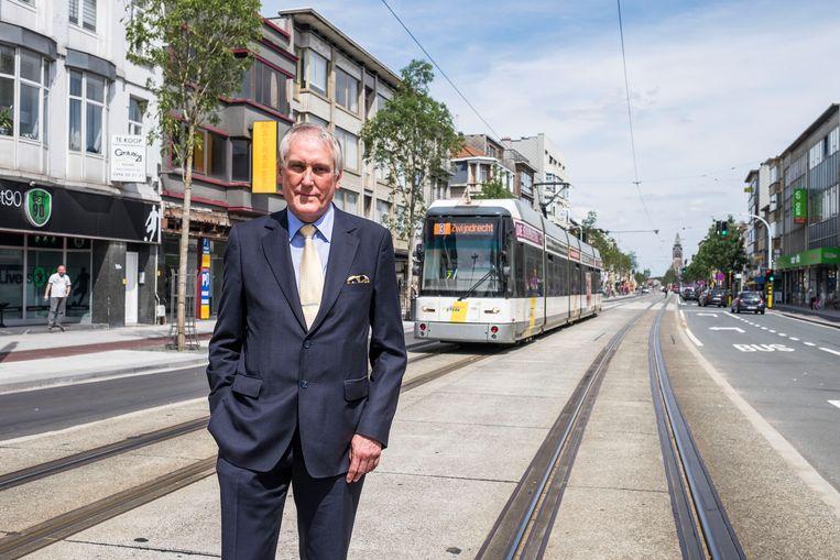 Districtsburgemeester Luc Bungeneers wil dat stad dotaties anders verdeelt, zodat Merksem niet moet beknibbelen op subsidies aan verenigingen.