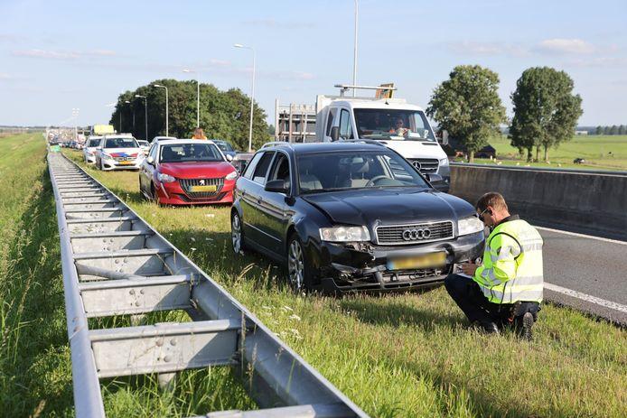 Deze week gebeurde er nog een ongeluk op de N50 op het wegdeel tussen Hattemerbroek en de afrit Kampen - Zuid. Verbreding van dit deel van de weg gaat naar schatting bijna 53 miljoen euro kosten.