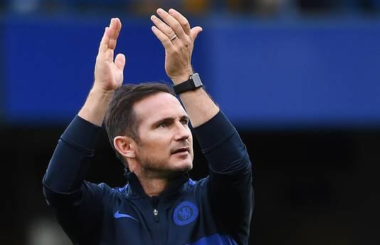 Frank Lampard is ontslagen bij zijn grote liefde Chelsea.