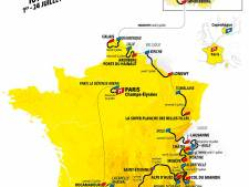 Tour de France onthuld: renners krijgen kasseienrit én Alpe d'Huez voorgeschoteld