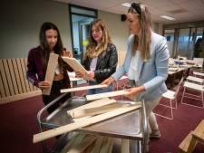 Derdejaars OBC gaan wekelijks praktijkervaring opdoen; leerlingen moderniseren zelf restaurant op school