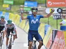 Alejandro Valverde remporte la 6e étape du Critérium du Dauphiné, Alexey Lutsenko prend la tête du général