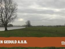 Wie in de kou wilde bikkelen, moet nog éven wachten: de Maasdijk Winterrun wordt verzet naar 28 februari