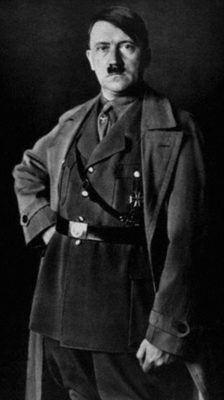 Hitler in 1933, het jaar dat hij aan de macht kwam.