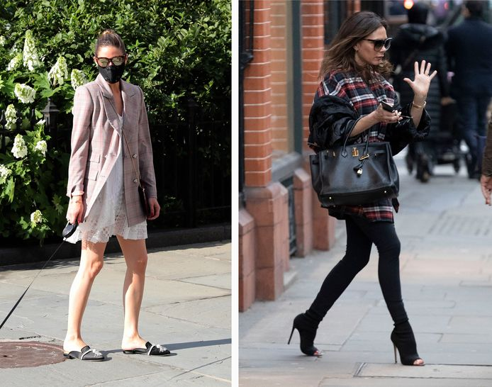 Onder andere Victoria Beckham is fan van tartan.