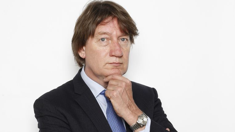 Rob de Wijk Beeld Jorgen Caris