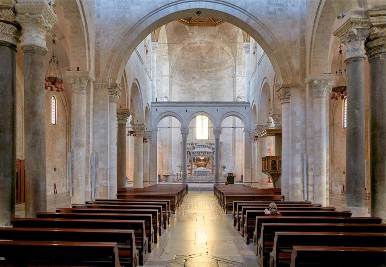 De Basilica di San Nicola. Beeld Belga