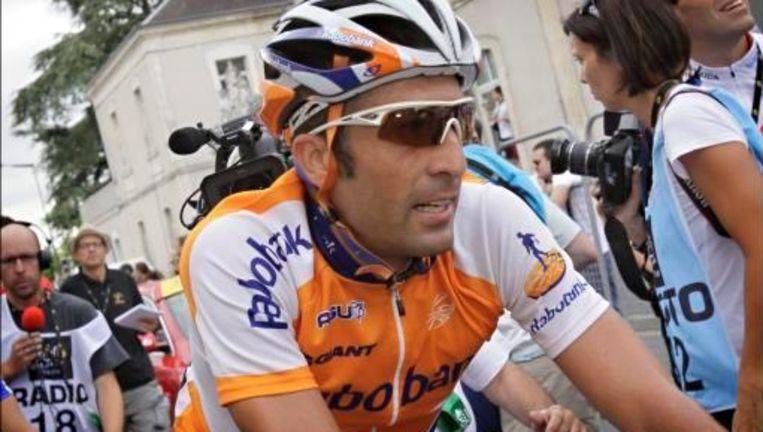 Vorig jaar won Juan Antonio Flecha de Franco-Belge. Beeld UNKNOWN