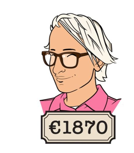Chantal (26) verdient met beleggingen en bitcoins maandelijks 1000 tot 1500 extra