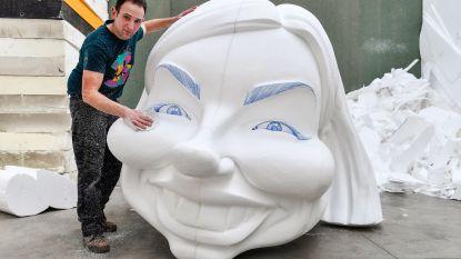 Even wapenstilstand? Aalsterse carnavalisten doen beroep op 'koppenbouwer' uit... Dendermonde