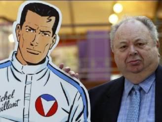 Stripheld 'Michel Vaillant' wordt hedendaagse kunst