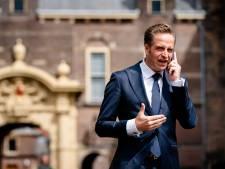 Zelfs De Jonge verrast door telefoontje Hoekstra, en wat doet Keijzer?