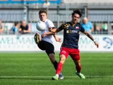 Eerste punt ASWH in regioderby tegen Kozakken Boys: 'We kwamen heel goed weg met 1-0 ruststand'