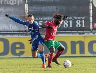 """Sambou Sagna (Voorde-Appelterre) weet hoe te reageren tegen racisme: """"Ik antwoord met mijn voeten"""""""