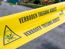 Almelo loopt risico's op gebied van asbestverwijdering