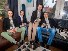 Eindhovense studenten doen mee aan Dry January: 'Je hebt echt veel meer tijd om iets nuttigs te doen'