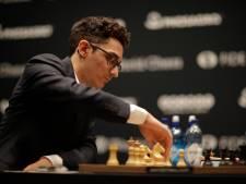 Caruana: in 2007 winnaar in Vlissingen, nu bezig aan WK-match