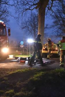 Ernstig ongeluk met twee gewonden in Vaassen