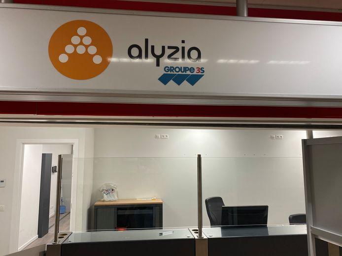 Alyzia Belgium verwierf net voor Nieuwjaar een vaste licentie op de luchthaven van Zaventem.
