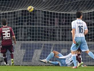 Lazio in kwartfinale Coppa Italia na zege bij Torino