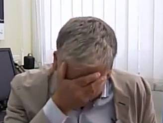 VN-medewerker in Gaza barst in tranen uit op televisie