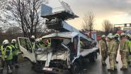 Bestuurder in levensgevaar door ongeval op E313 richting Antwerpen