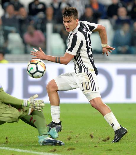 Juventus legt stadsgenoot Torino hardhandig over de knie