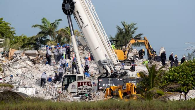 Dodentol na instorting appartementsgebouw Miami loopt op tot 32
