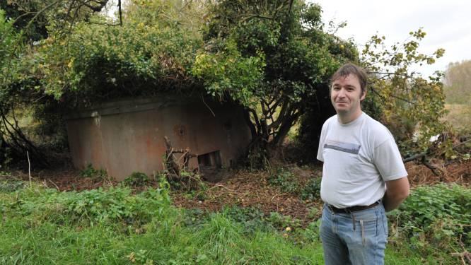 11 resterende bunkers worden bewaard in Wetteren