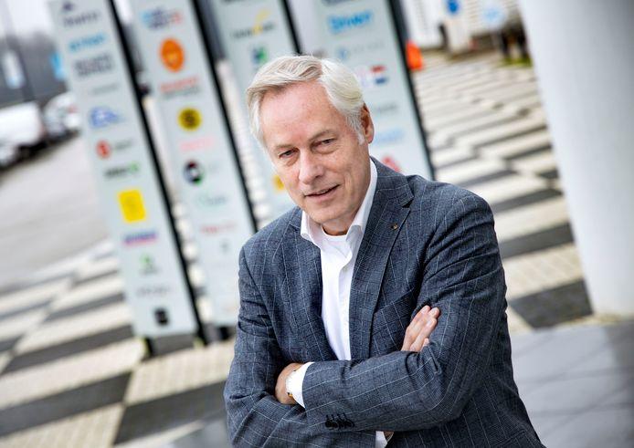 Peter de Witte van het Innovatiehuis,