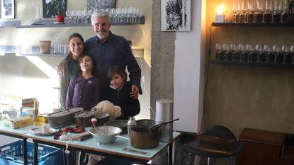 Restaurant Officina Clandestina organiseert garageverkoop