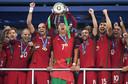 Wie volgt Portugal op als Europees kampioen?