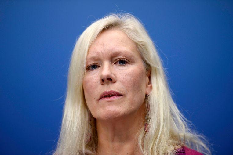 Anna Lindstedt, Zweedse ambassadeur.
