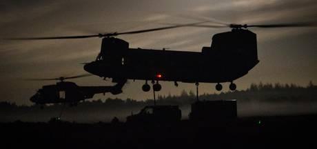 Defensie: Rond Gilze-Rijen op zoek naar extra laagvlieggebieden voor helikopters