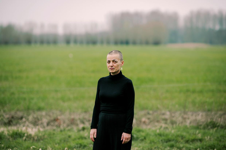 Triene-Mie Le Compte: 'Had hij me maar geslagen, denk ik soms, dan had ik het wellicht sneller als geweld herkend en was ik er sneller uitgestapt.'