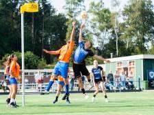 Inhaalrace van korfballers van KV Apeldoorn kan nederlaag niet voorkomen