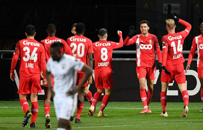 Le but de Selim Amallah sufit au bonheur du Standard qui se qualifie pour la finale de la Coupe de Belgique.