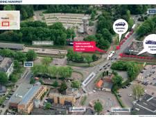 Spoorovergang Nunspeet is 'berucht punt': gemeente denkt na over extra maatregelen