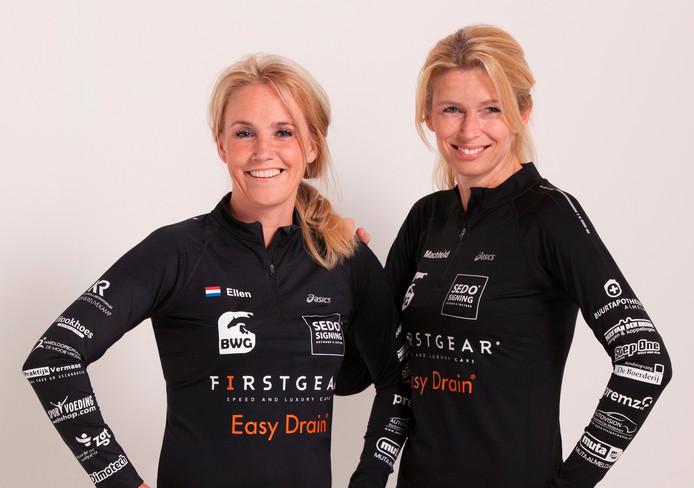 Ellen van Enst en Machteld Paassen rennen eind dit jaar de beroemde New York Marathon voor stichting Cliniclowns. Maar eerst is het tijd voor de sponsorloop bij St. Alphonsus in Mariaparochie