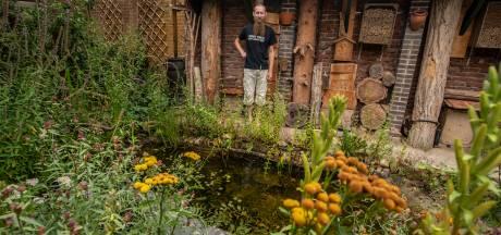 Jochem heeft dik duizend verschillende 'bewoners' in zijn tuin in Beek: 'Sommige zijn er alleen 's nachts'