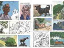 'Boekjes in Boek' is een bijzondere bundel van Beatrijs van den Bos