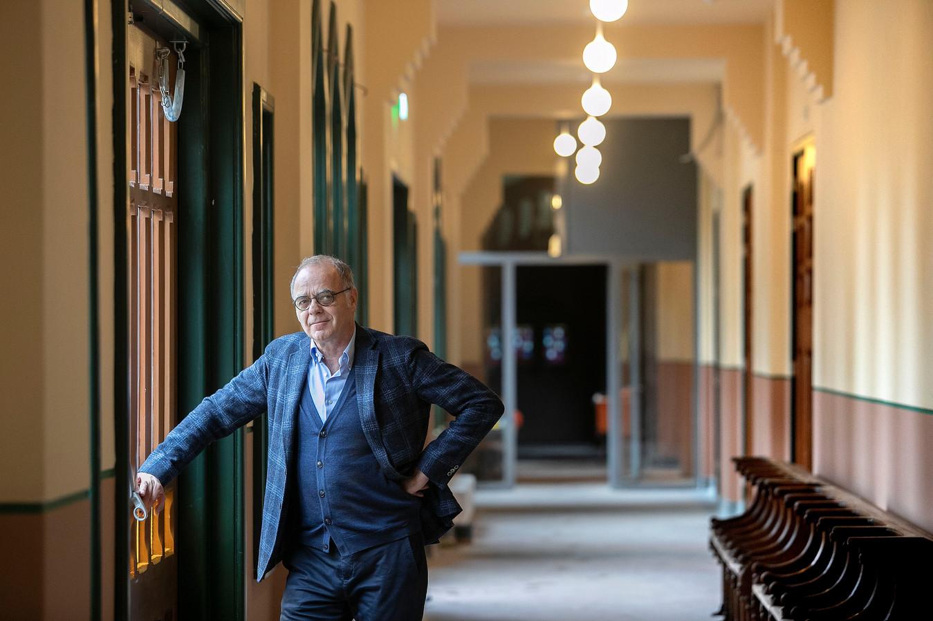 Edzo Doeve, algemeen directeur uitvaartonderneming Dela.