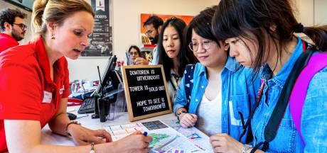 Nieuwe belangenclub wil 'Amsterdamse toestanden met drommen toeristen' in Utrecht voorkomen