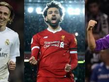Weer Ronaldo? Of maken Modric en Salah kans?