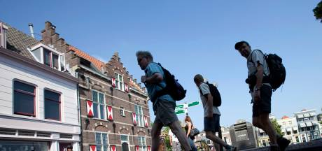 Nu hun stad werelderfgoed is, gaan de Gorcumse stadsgidsen een stuk vaker op pad