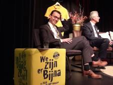 Vertrekkend burgemeester Luciën van Riswijk hoopt dat raadsleden de jongeren blijven opzoeken