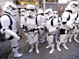 Foto's van nieuwe 'Star Wars'-film online