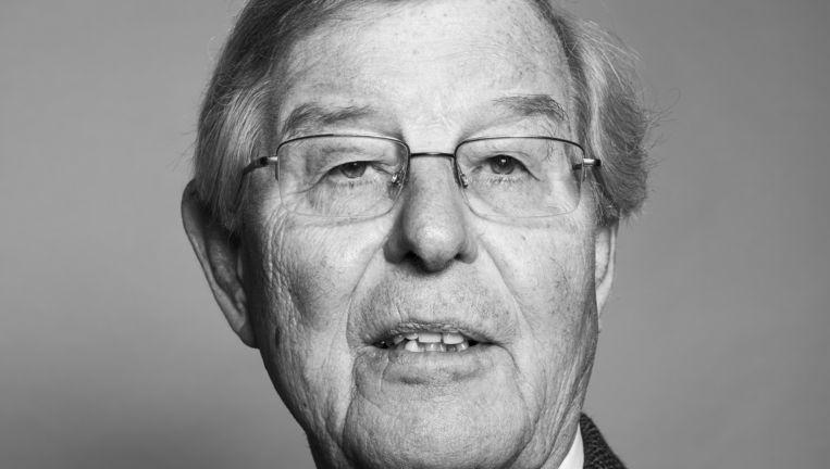 Tot 2011 was Joost van Bodegom de voorzitter van de Stichting Herdenking 15 augustus 1945. Beeld Robin De Puy