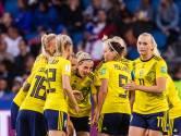 Zweden verrast en stuurt outsider Canada naar huis